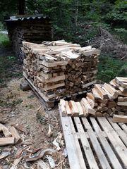 Birken Brennholz