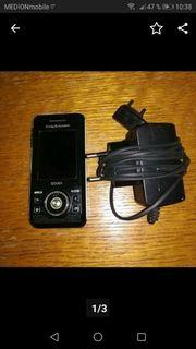 Sony Ericsson S500i grün