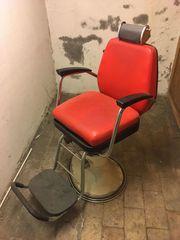 Vintage Stuhl Friseur