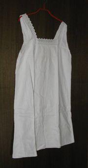 Spitzen-Trägerkleider - aus Omas Kleiderschrank