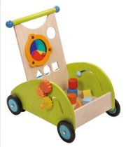 Haba Selection 5888 Lauflernwagen Rundherum