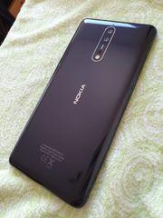 Nokia 8 mit 128 GB