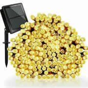 solarlampe solarleuchte gartenleuchte sternennetz Lichterkette