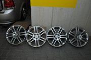 Opel Alufelgen 17 Zoll Alufelgen