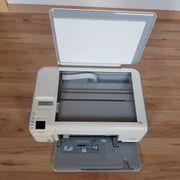 HP-Drucker C4485