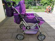 Puppenwagen Little Princess