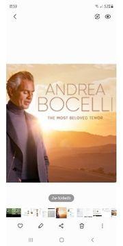 Andrea Bocelli Tickets 2 Mannheim