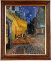 Van Gogh Nachtcafe in wertvollem