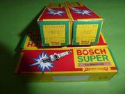 4 Zündkerzen NEU Bosch H5DC