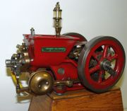 Stationärmotor - Modellmotor Gas Engine NEW