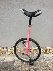 Einrad in coolem pink 16