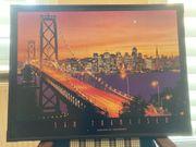 LED Bild San Francisco 80x62