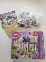 Lego Friends Heartlake Friseursalon 41093