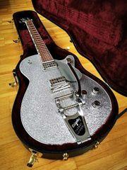 GRETSCH G6129T Jet Bigsby Silver