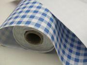 Party-Tischdecke Blau Weiß Biertisch Bierzelt