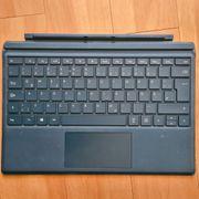 Tastatur Surface Pro Farbe blau