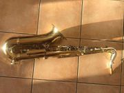 King Super 20 tenorsaxophon