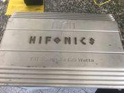 Hifonics Titan TXi 4400 4