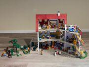 Playmobil Einfamilienhaus 4279 mit Erweiterungen