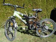 Reparaturbedürftiges Fahrrad