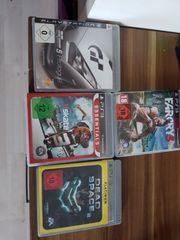 ps 3 Spiele zu verkaufen