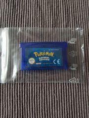 Nintendo GBA Pokemon Saphir