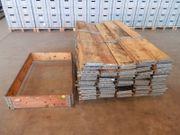 Aufsatzrahmen Palettenaufsatzrahmen 120cm x 80cm