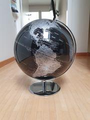 Globus schwarz