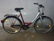 26 Zoll Fahrrad Damenrad Bahnhofsradl