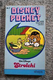 Disney Pocket Nr 7 Strolchi
