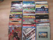 Verkaufe Schallplatten LPs und Singles