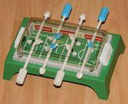 Kleiner Fußball-Tisch-Kicker - 17 cm - Kicker-Tisch