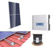 PV-Anlage Solar Photovoltaik SET 4960