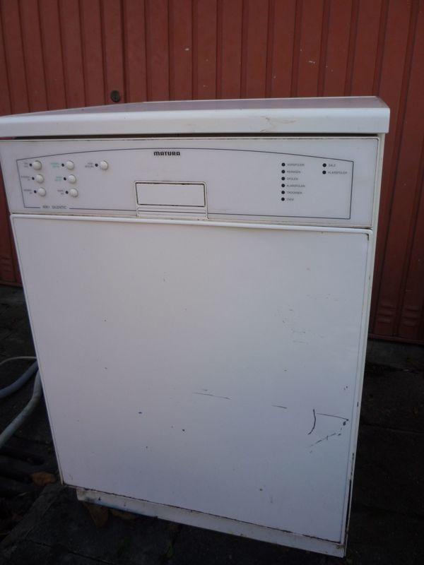 1 Geschirrspülmaschine DEFEKT