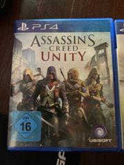 2 PS4 Spiele zu verkaufen