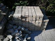 Pflastersteine 10x20 Beton