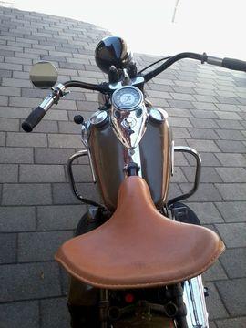 Bild 4 - Harley WL WLA750 - Schwarzenberg