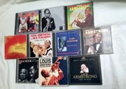Louis Armstrong 13 CD S