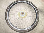 Fahrrad ALU Kompletträder