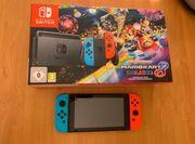Nintendo Switch inkl Zubehör und