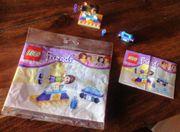 Lego Friends Stabilisator Gym 30400