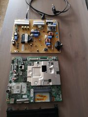 LG 55 UJ635V Netzteilplatine mit