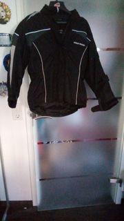 Motorradjacke Textil