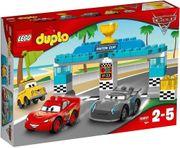 2 LEGO Duplo Cars 1x