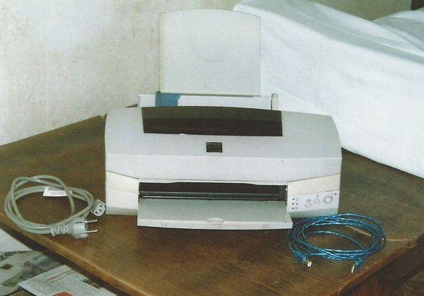 Tintenstrahldrucker Epson Stylus Photo 750