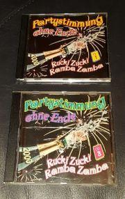 2 x CD s Partystimmung