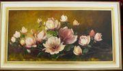 Gemälde R Winter Magnolien B062