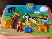 Puzzle von Playmobil 123 mit