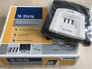 DeTeWe TA 33clip TAE ISDN