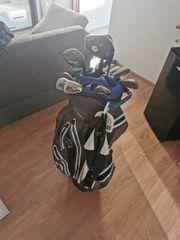 Golf Komplettset Bälle und Bag